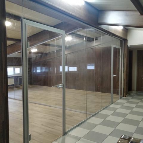 офисные перегородки из стекла в Алматы