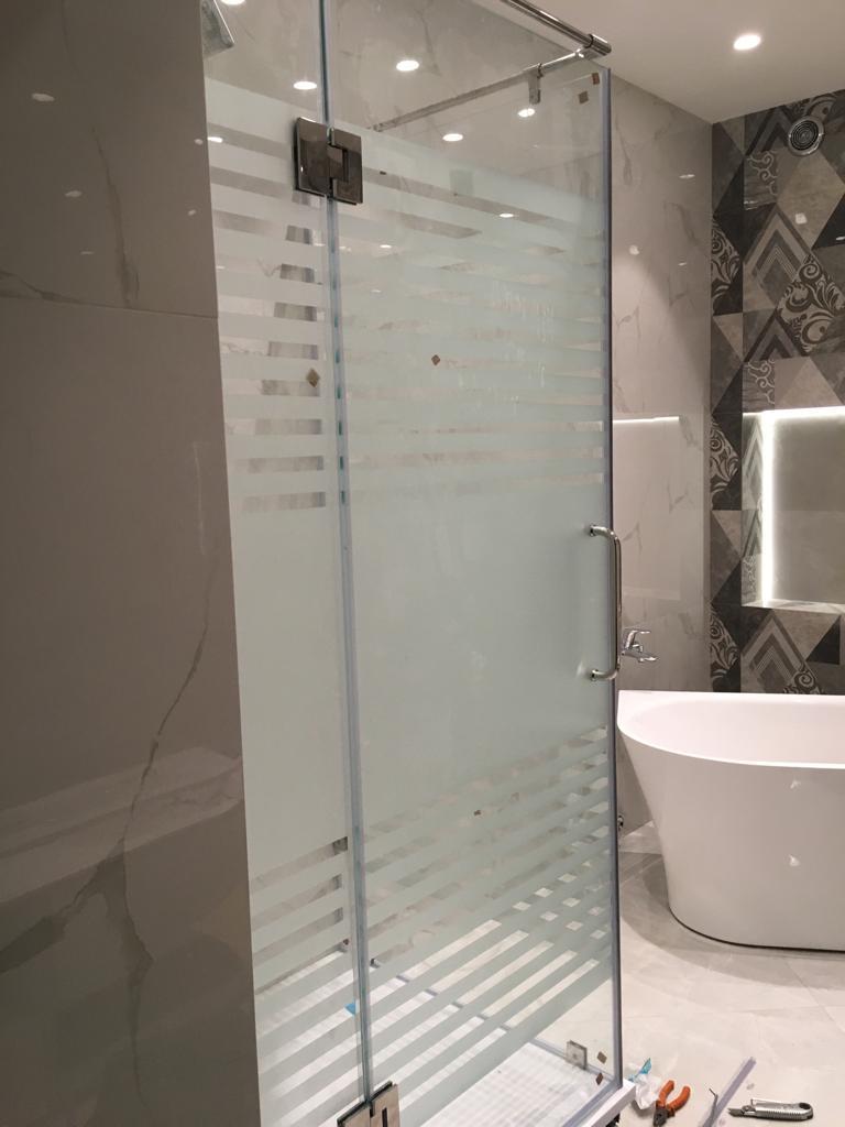 Перегородки для ванной в Алматы