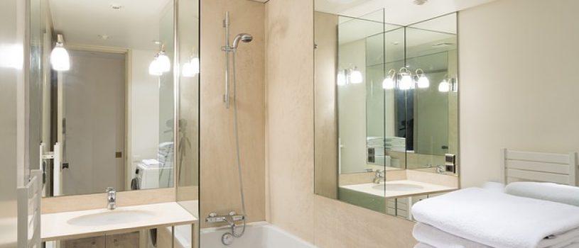 Стеклянные шторки для ванной в Алматы: Стеклянная перегородка