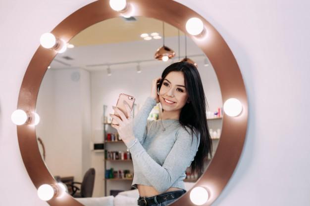 Зеркала гримерные в Алматы