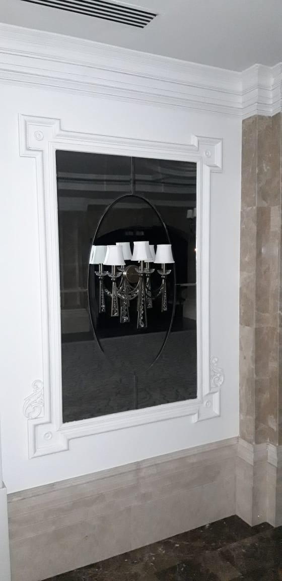 Зеркала с гравировкой в Алматы