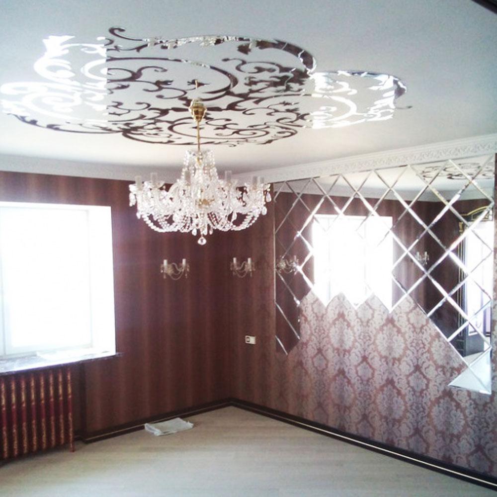 Купить зеркало в Алматы, изготовление зеркал на заказ (3)