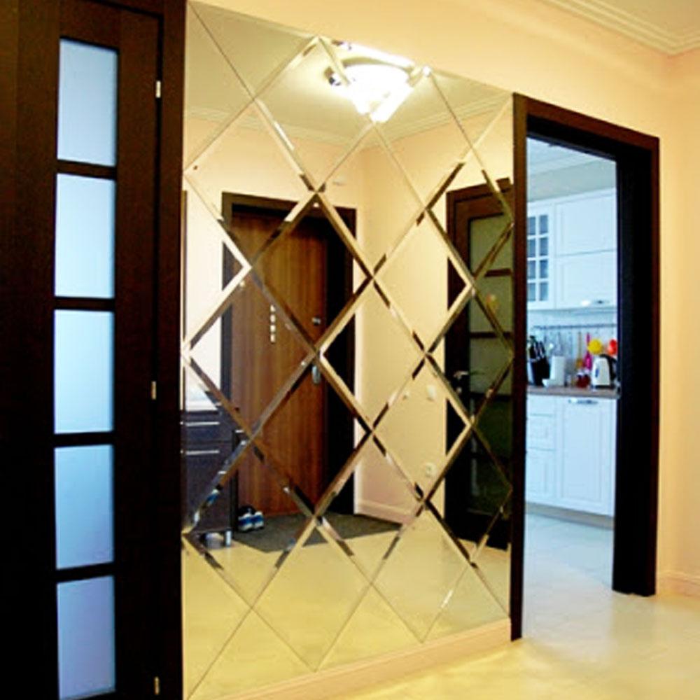 Купить зеркало в Алматы, изготовление зеркал на заказ (7)